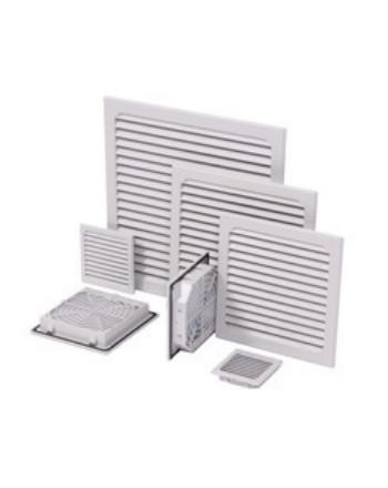 Bertech Industrial Environments Gv Series Exhaust Filters